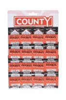 County Sewing Needles - Card 16